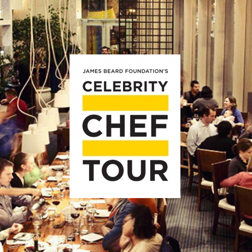 James Beard Celebrity Chef Tour