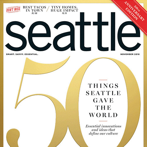 Seattle Magazine's 50th Anniversary Party