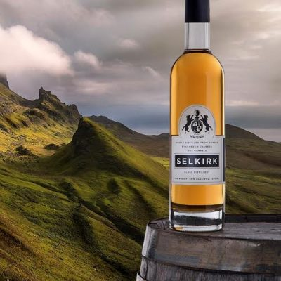 Selkirk, our very first Barrel Aged Vodka, exclusive to our Vodka Boutique