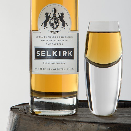Why whiskey (and Selkirk) tastes better with a little water